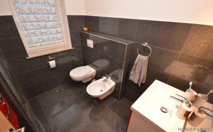 Duschbad am Schlafzimmer