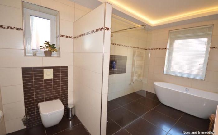 hochwertiges Badezimmer von 2012