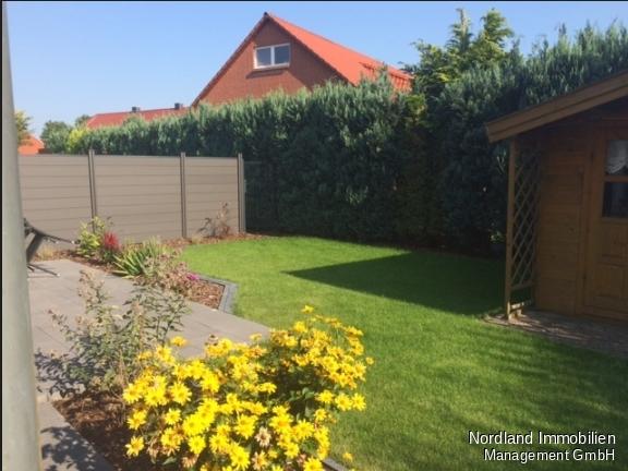 Garten der kleinen Wohnung