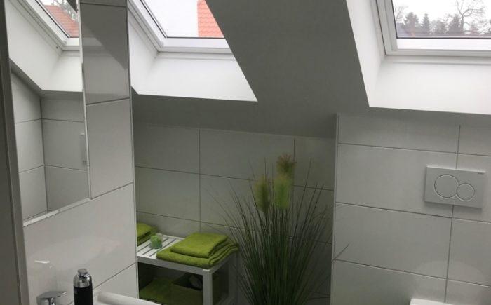 Gäste WC mit Tageslicht