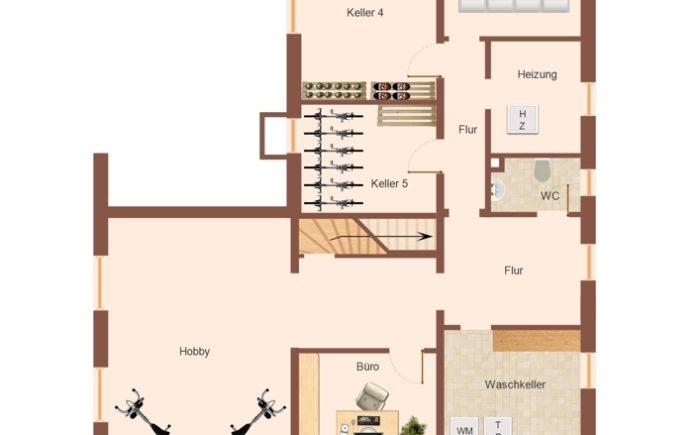 Extrem Sanierungsbedürftiger Bungalow mit Garage und Keller in ruhiger YS71