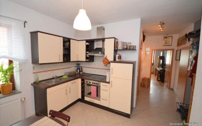 Küche und Diele