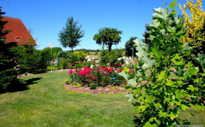 Vorgarten mit Weitblick