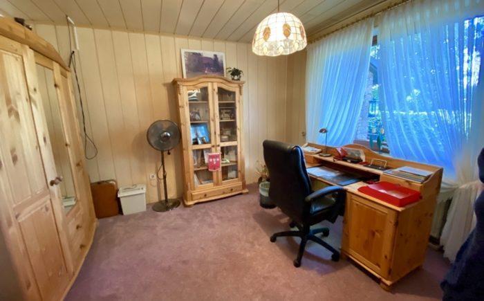 Arbeitszimmer Erdgeschoss