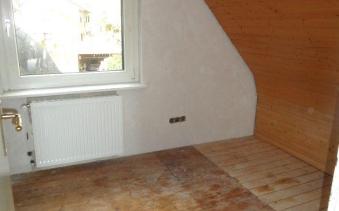 Kinderzimmer Dachgeschoss